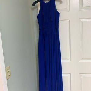 Ralph Lauren Royal Blue Dress